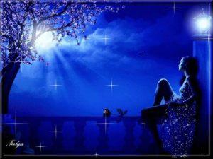 blue goddess dreams