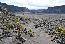 Hawaii-crater walk