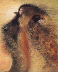 raven-goddess freya